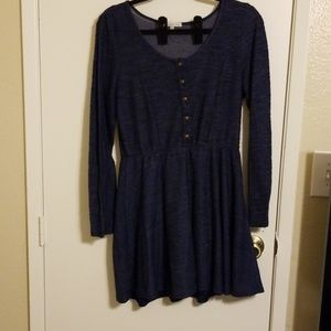OBO navy dress